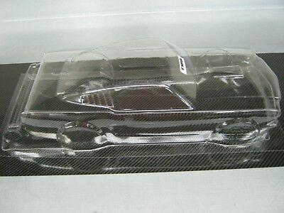 .040 LEXAN F TYPE 1965 SHELBY GT 350 BODY SET VINTAGE HPI TRANS AM SERIES 17508