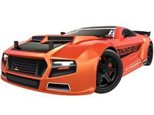 REDCAT Thunder Drift 1/10 Scale Brushed Electric Belt Drive On Road Car - ORANGE