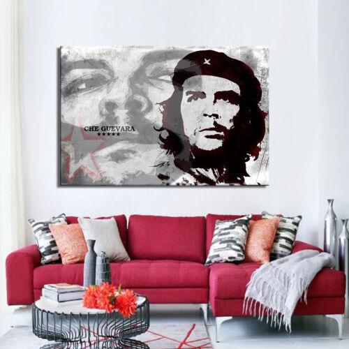 BILDER Leinwand Che Guevara WANDBILDER Kunstdrucke ART Dekor XXL Top