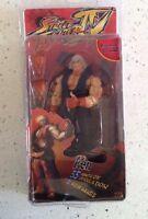 Neca Capcon Street Fighter Iv Ken (alternate Costume) 7 Figure In Box