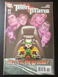 TEEN-TITANS-89-2011-DC-Comics-VF-NM-Book