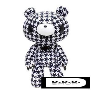 CHIDORI taito ChaXGP oversized Gloomy stuffed Soft plush black TEXTILLIC Ⅳ