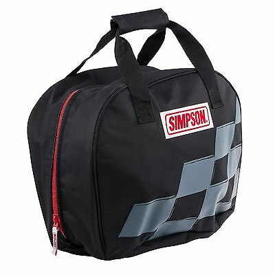 Simpson Rally/Racing/Race/Motorsport Crash Helmet/Lid Holder/Holding Bag
