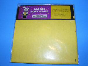 Rare-Sky-Globe-Planetarium-Program-NEW-SEALED-PC-DOS-5-25-034-Floppy-Disk