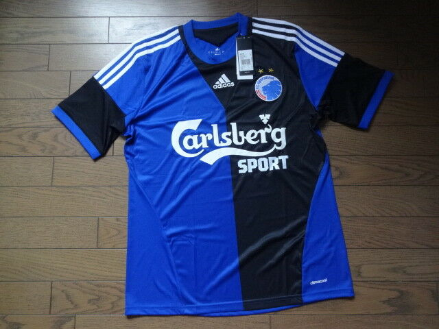 FC Copenhagen 100 Original Jersey Shirt 2013 14 Away Kit adidas M for sale  online  5b258a650