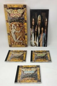 AEROSMITH-Pandora-039-s-Box-3-Disc-Set-w-Booklet-C3K46209