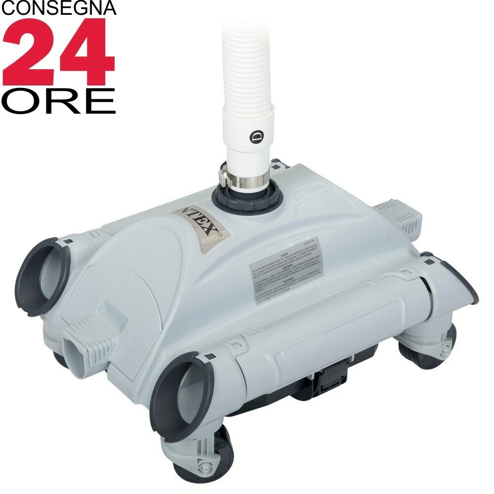 economico e di alta qualità Robot Robot Robot Pulitore Fondo Piscina Fuoriterra Aspiratore Automatico Universale Piscine  la migliore offerta del negozio online