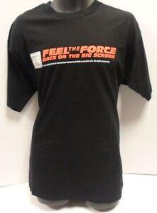 T-Shirt-Star-Wars-Feel-The-Force-Back-On-The-Big-Screen-Black-VG