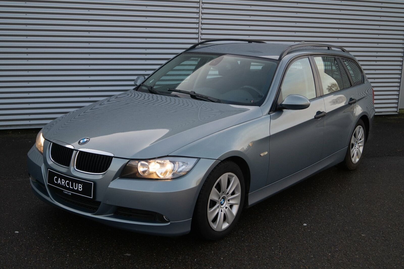 BMW 320d 2,0 Touring 5d - 37.000 kr.