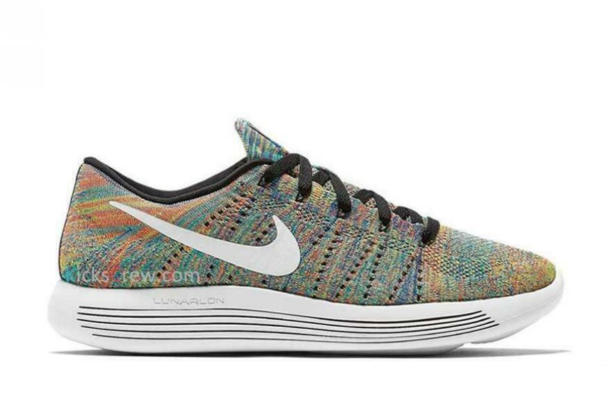 Mens NIKE LUNAREPIC LOW FLYKNIT Trainers 843764 004