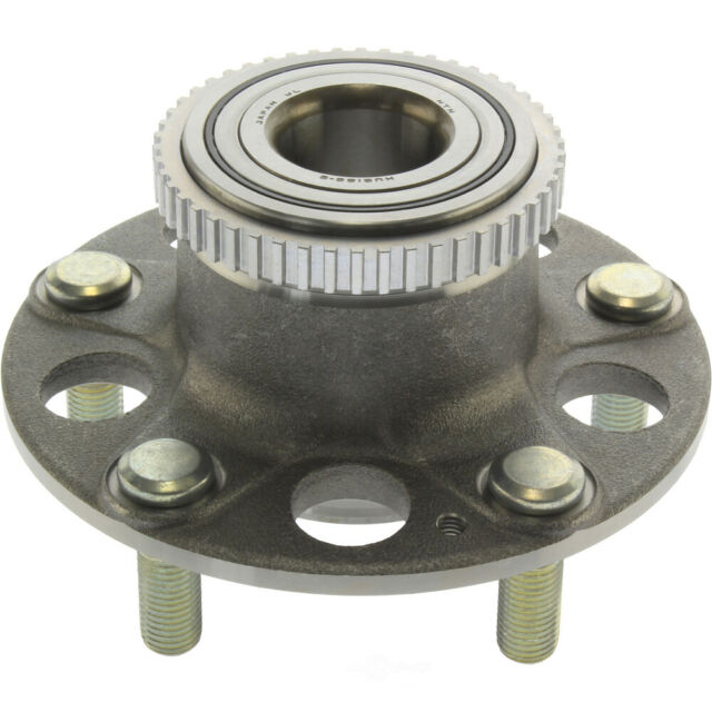 Wheel Bearing And Hub Assembly-Type R Rear Centric Fits