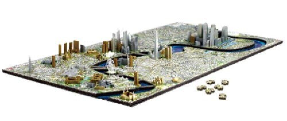 4D City Scape temps Puzzle London 1200 pieces 4D Jigsaw Puzzle
