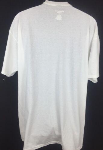 NEW Champion Property Of Men/'s Logo Graphic T Shirt White Big Tall XL 2XL