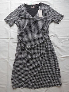 Triangle by s. Oliver Kleid gemustert Gr. 40 - 54 Kurzarm (630 ... 2d30f9617e