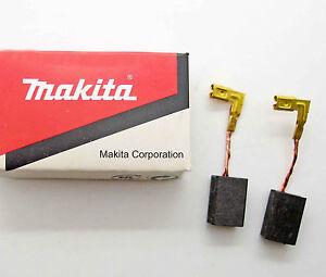 Carbon Brush Set For Makita CB459 GA4530 GA4534 JS1000 GA5030 TM3000C Brushes