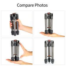 Carbon Fiber desktop Tripod Monopod Base foot & Travel For DSLR Camera Light222C