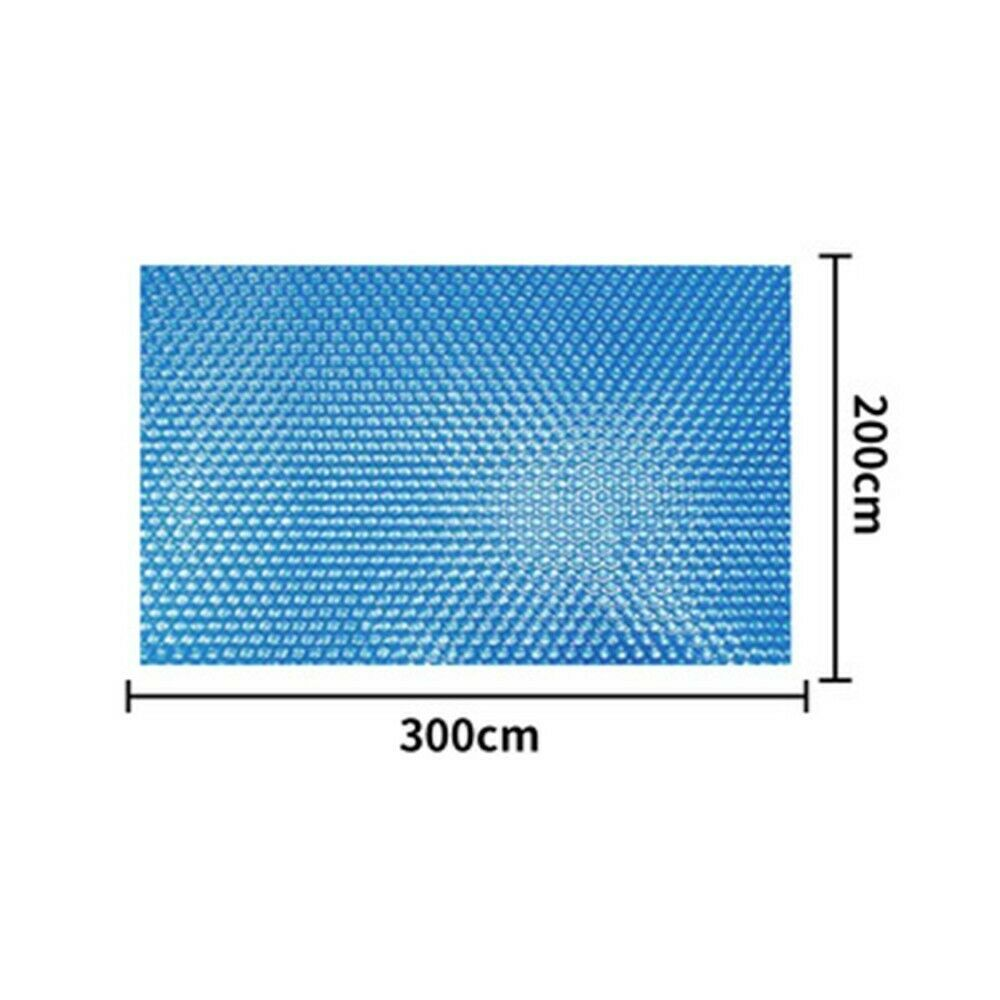 1 Pc Swimming Pool Sheet Cover Protection Tub Dust Bubble Films Reusable Carry