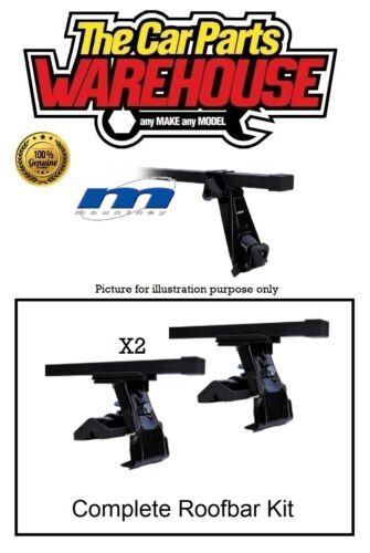 Full Roof Rack Bar Kit SUM104 Mountney Direct Fit ~ MAZDA XEDOS 6 1992-1999