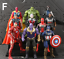 Avengers-3-Action-Figure-Moive-Marvel-Captain-America-Spiderman-Iron-Man-Toy-UK thumbnail 13