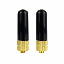 2pcs RT-805s SMA-F Female Dual Band Antenne per Kenwood Baofeng UV5R QUANSHENG