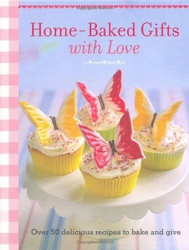 1 of 1 - Excellent, Home-baked Gifts with Love (Baking), Cico, Book