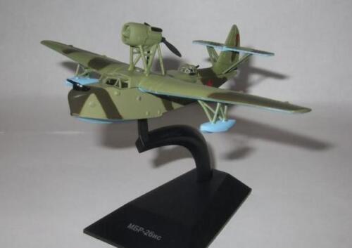 "Soviet airplane MBR-2bis №81 series /""Legendary aircraft/"""