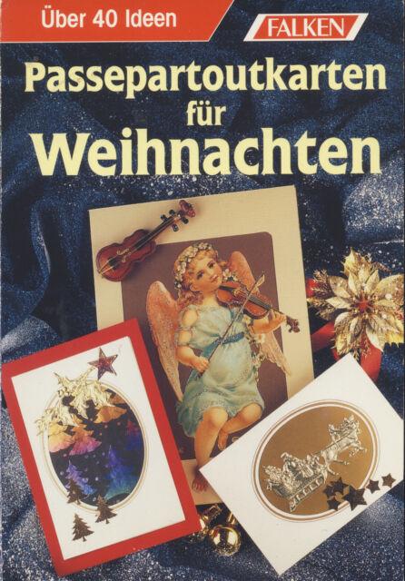Passepartoutkarten für Weihnachten, von Inge Wolff  -über 40 Ideen
