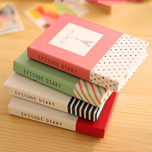Sticky Notes Notebook Memo Pad Bookmark Paper Sticker Notepad Office Eyeful New
