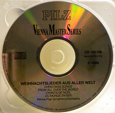Christmas Songs from All Over The World by Music Therapy (CD, 1989, Pilz)