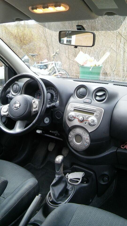 Nissan Micra, 1,2 Dig-S 98 Tekna, Benzin