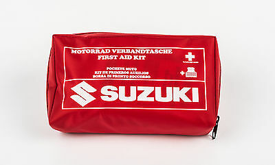 Suzuki Genuine First Aid Kit + High Viz Safety Vest / Jacket 990D0-FIRST-KIT