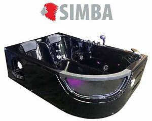 Vasca Da Bagno Angolare 120 120 : Whirlpool bath tub spa pegaso corner bath bathtub hot tub 180 x 120