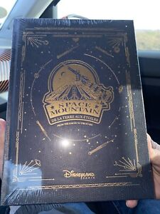 NEW Livre Book Space Mountain  Disneyland Paris Francais English Neuf Disney