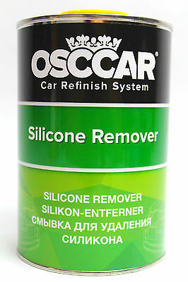 OSCCAR SILICONE REMOVER 1 Lt Panel wipe & Degreaser Panelwipe antisilicone