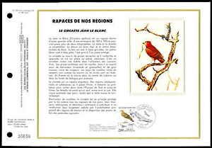France Cef 1972 Faune Oiseaux Oiseau Birds Oiseaux Rapaces Birds Of Proie Zf21
