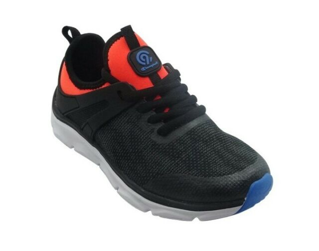 79a4946431f C9 Champion Boys Performance Athletic Running Lace Up Sneakers Black Sz 4  (3870)