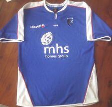 Uhlsport Gillingham FC 2005-2006 Home Soccer Jersey Men's Medium England Shirt