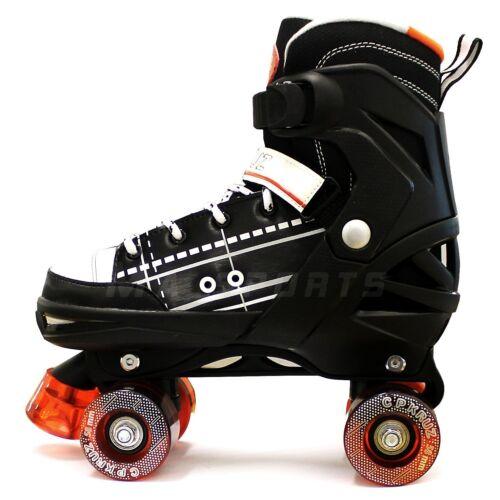 33-36 29-32 M Quad Roller Skates Kruz Adjustable size S L 37-40