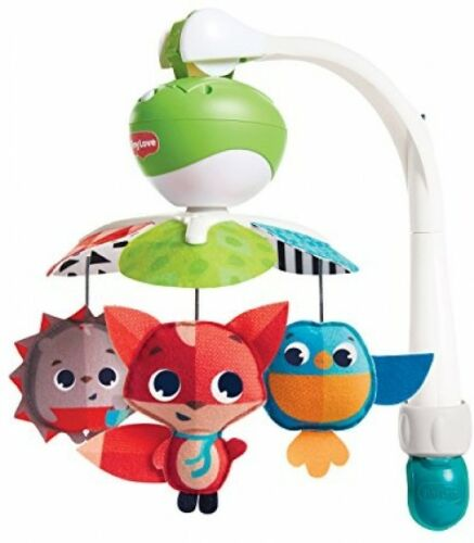 Baby Musical Mobile Meadow Days Portable Pack /& Play Toy For Strollers Crib