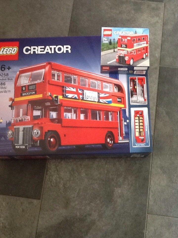 LEGO CREATOR 10258 40220LONDON BUS   DOUBLE DECKER MINT