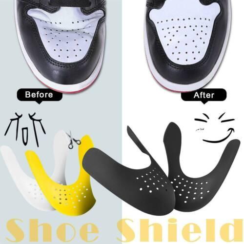Shoe Anti Crease Shields Toe Creasing Protector Force Sneaker s T4B5 Care F L0L0