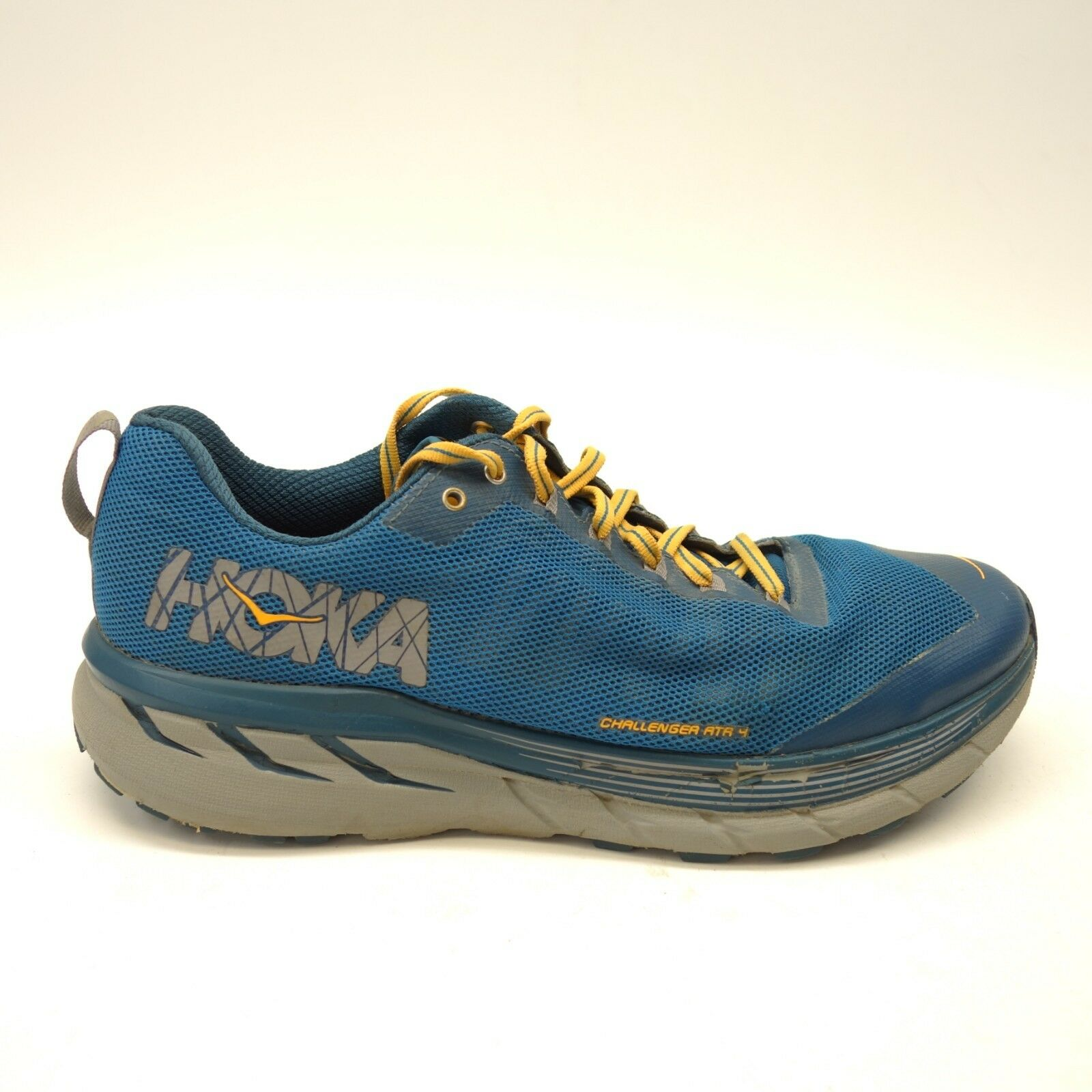 Hoka One One Mens Challenger ATR 4 Athletic Trail Running shoes Size 10