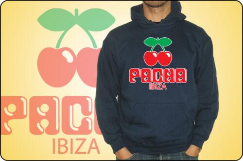 Unisex Sweatshirt or Baby Pacha Ibiza Discotheque Amnesia Bora Kama House Techno