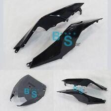 Black Tail Rear Fairing for Kawasaki Ninja ZX10R ZX-10R 2009 2010 2008-2010 BS