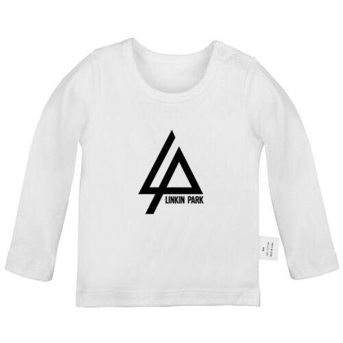 Linkin Park Symbol Newborn Baby T-shirt Infant Clothes Toddler Graphic Tee Vest