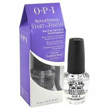 OPI T70 Regular Formula Start To Finish Base Coat Top Coat Nail Strengthener