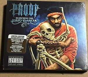 Proof-Searching-For-Jerry-Garcia-CD-DVD-805386029726-SEALED-MINT-NEW