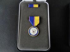 (Schr) US Commemorative Medal for Americans original Orden im Etui NAVY