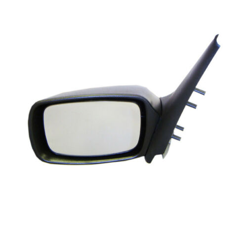 Fiesta Including,CableControl,Black Wing Mirror Unit,LHS,1996 to2001 Ford