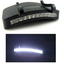 Clip On 11 LED Head Lamp Cap Light Torch Night Fishing Hunting Camping HOT D4G6